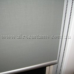 Sunscreen Grey Blinds