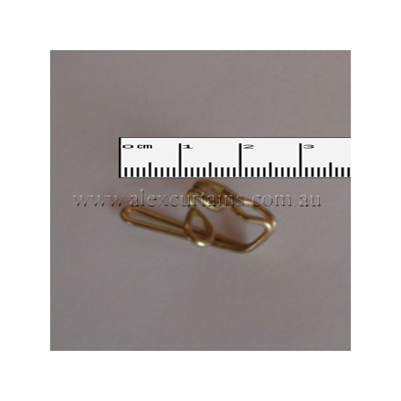 Metal Hook 912 for curtain tape
