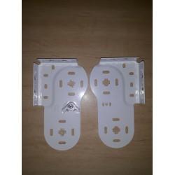 Dual Roller Blind Brackets