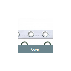 Curtain Tape CI018 Black...